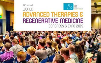 16. – 17. 5. 2019 — přijďte na kongres World Advanced Therapies